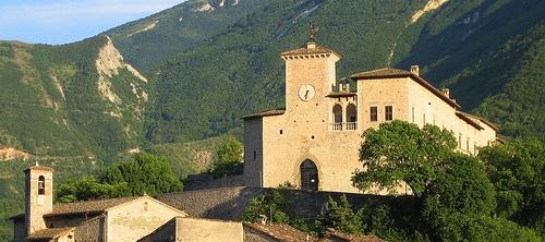 castello di Piobbico